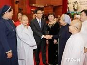 越南典范女性神职人员表彰大会在河内举行