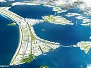 印度尼西亚动工兴建海堤工程以保护雅加达