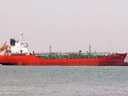 越南Sunrise 689号船已安全抵达越南巴地头顿省海域