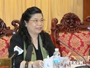 越南参加各国议会联盟第131届大会