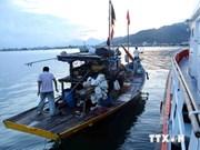 越南渔船与马来西亚驳船碰撞事件:已找到越南渔船船长遗体