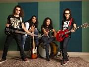 印度著名摇滚乐队即将赴越南巡演