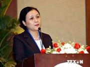 越南重申对推进性别平等和赋权予妇女的承诺
