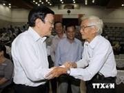 反贪污腐败和吃空饷问题引起越南胡志明市选民关注