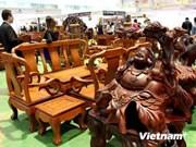 老挝第13届手工艺品展览会在万象举行