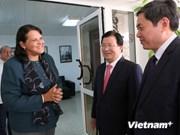 古巴希望同越南扩大合作关系