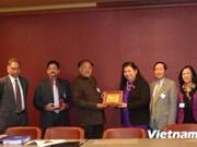 越南与印度国会务实合作关系日益深入发展