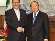 促进越南与伊朗多个领域合作