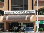 2014年前9个月对菲律宾各经济区投资金额达33亿美元