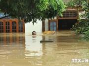 2014 年世界灾难报告对外公布