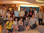 中国台湾媒体记者代表团对芽庄进行旅游考察