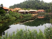 越南太原省新的生态旅游区投入运行