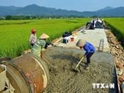 韩国协助越南宁顺省提高新农村建设能力
