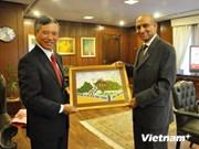 巴基斯坦官员高度评价越南稳定的政治社会环境