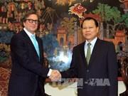 越南政府副总理:越南大力发展公私合作模式的项目
