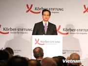 越南政府总理阮晋勇:一切争端都需要通过和平方式来解决
