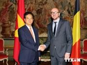 越南政府总理阮晋勇圆满结束访问欧洲之旅
