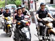越南与柬埔寨进行交通安全经验分享