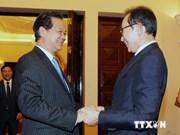 韩国前总统:越来越多韩国企业落户越南