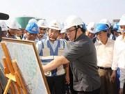越南政府副总理黄忠海:茶荣省需加快重点项目施工进度