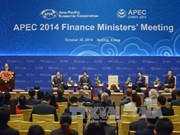 越南为第21届亚太经合组织财长会议作出积极贡献