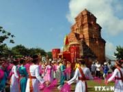 越南宁顺、平顺两省占族同胞欢庆2014年卡特节