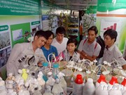 2014年越南高科技农业展览会拉开序幕