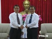 越通社与越南南部地区各省市加强新闻宣传领域合作