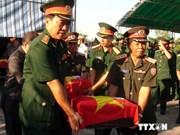 老挝国防部副部长:老挝人民对越南志愿军的帮助铭刻在心