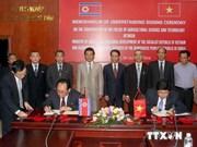 越南与朝鲜签署航空运输协定