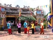 越南中部民间艺术——牌追艺术将申报人类非物质文化遗产