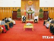 越南政府总理:政府为越南城市发展规划协会的活动创造便利的条件