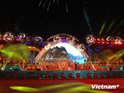 越南广宁省举行下龙湾被列入世界自然遗产名录20周年纪念活动