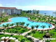 越南坚江省富国县首个五星级度假旅游群正式开业