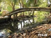 日本与岘港市分享城市污水处理经验