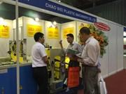 2014年第14届越南国际橡塑胶工业展正式开展
