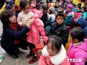 旅居挪威越南人协会举行慈善晚会