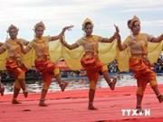 2014年坚江省高棉族文化体育与旅游节拉开序幕