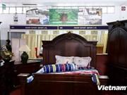 2014年越南木制品和室内装饰展览会开幕