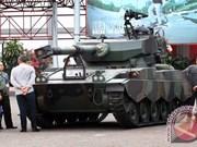 越南参加2014年印尼国际防务及军警设备展