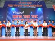 胡志明市举行第七次越南全国青年创新节
