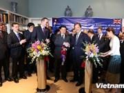 老挝驻英国大使馆重新开馆