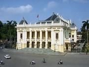 河内大剧院:历史建筑及艺术工程