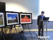 越南在2014年伦敦国际旅游展推广多种旅游产品