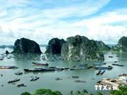越南下龙湾跻身全球最美的地质奇观名录