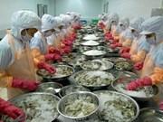 2014年越南虾类出口额有望达38亿美元