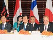 越南国家主席:越南下决心促成TPP谈判早日完成