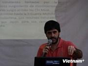 """""""越南与21世纪社会主义""""座谈会在阿根廷首都举行"""