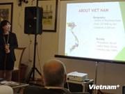 越南参加意大利萨莱诺省农产品国际研讨会