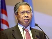 马来西亚部长:东盟共同体建设蓝图已完成84%